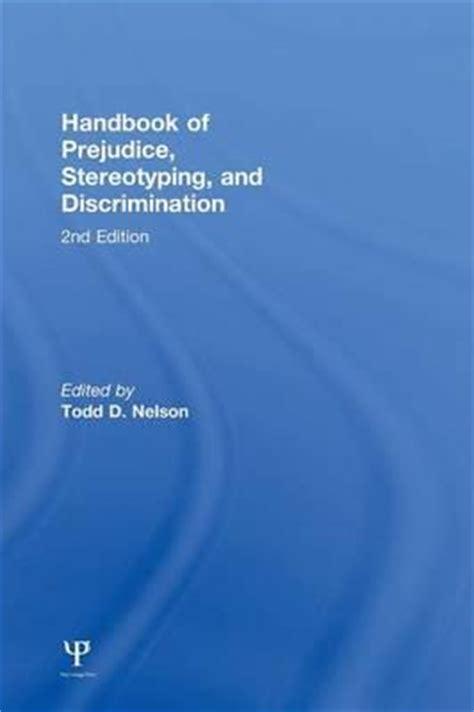 Prejudice definition essay examples